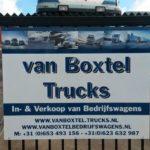Van Boxtel Trucks Drukkerij Sky Nijmegen